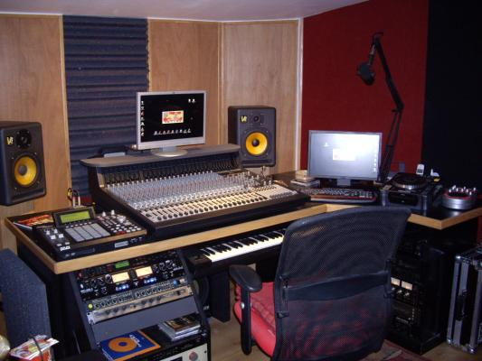 Studio d enregistrement 94520 djeepyprod